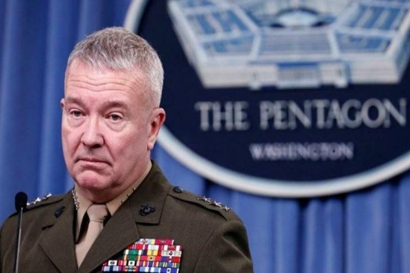 فرمانده پایگاه تروریستی سنتکام: علیه تهدید ایران متحد هستیم