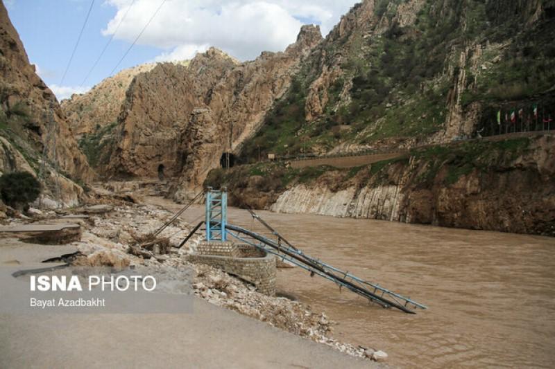 دلیل افزایش خسارتهای سیل ساخت و سازها بدون توجه به حریم رودخانهها بوده است