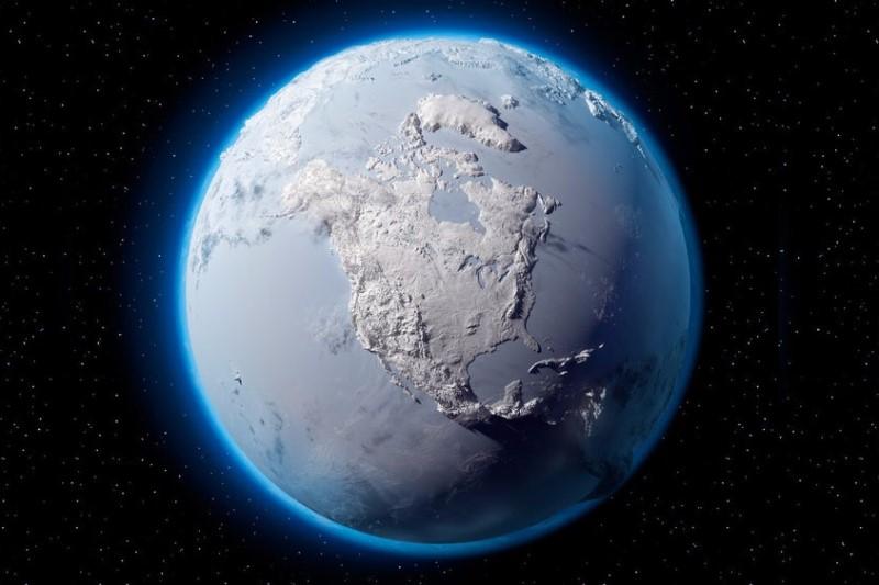 زمین از سال ۲۰۲۵ وارد عصر یخبندان کوچک میشود!