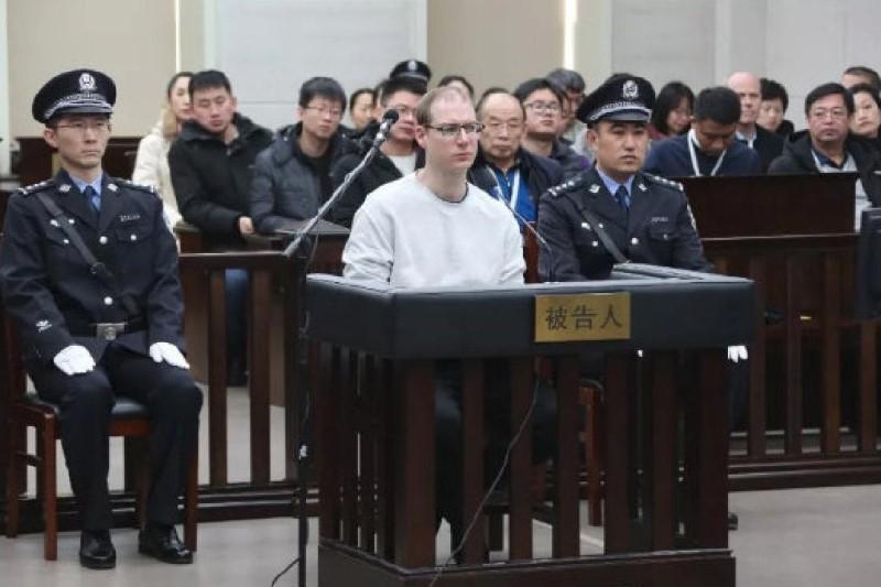 شهروند کانادایی محکوم به اعدام شد