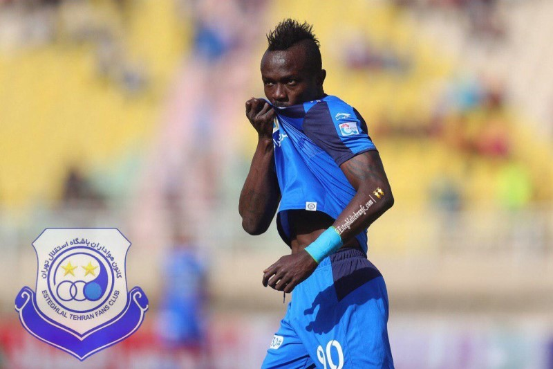 بازیکن خارجی تیم فوتبال استقلال قراردادش با آبی پوشان پایتخت تمدید نمیشود