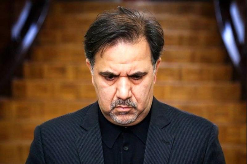 تندیس ناکارآمدترین وزیر دولت به وزیر سابق راه و شهرسازی اهدا شد+فیلم