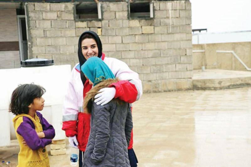 مردم سیلزده از شهر خود رانده شدهاند،  آسیبهای روحی پس از سیل از زلزله دشوارتر است