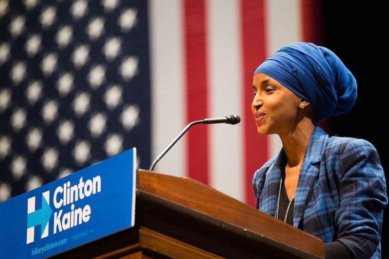 نخستین زن محجبه در کنگره آمریکا؛ آنچه باید درباره «الهان عمر» بدانید