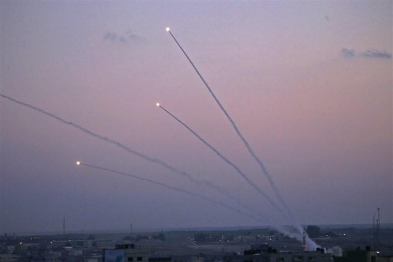 قدرت  بازدارندگی حملات راکتی نیروهای فلسطینی در نوار غزه به سرزمین های اشغالی