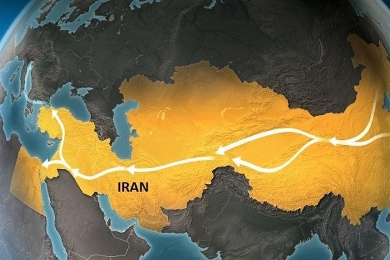 موقعیت ژئوپلتیک و ژئو استراتژیک ایران برای تامین امنیت جاده ابریشم بی نظیر است