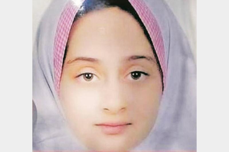 باران دختر  ۸ ساله مهاجرانی آزاد شد+تصاویر