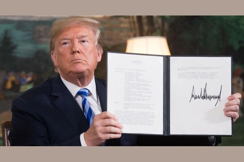 سالروز اعلام خروج یکجانبه آمریکا از برجام