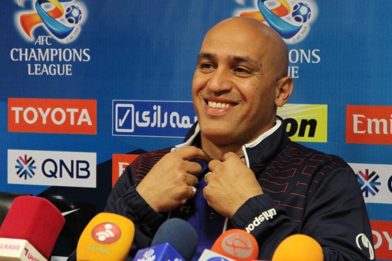 منصوریان: در نیمه دوم حریف از ما بازی بهتری انجام داد