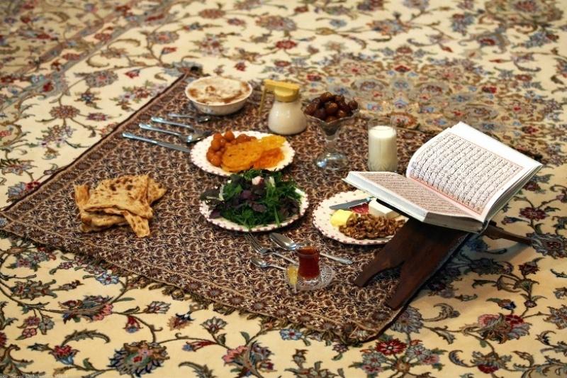 خوراک های مخصوص ماه رمضان در کشورهای اسلامی