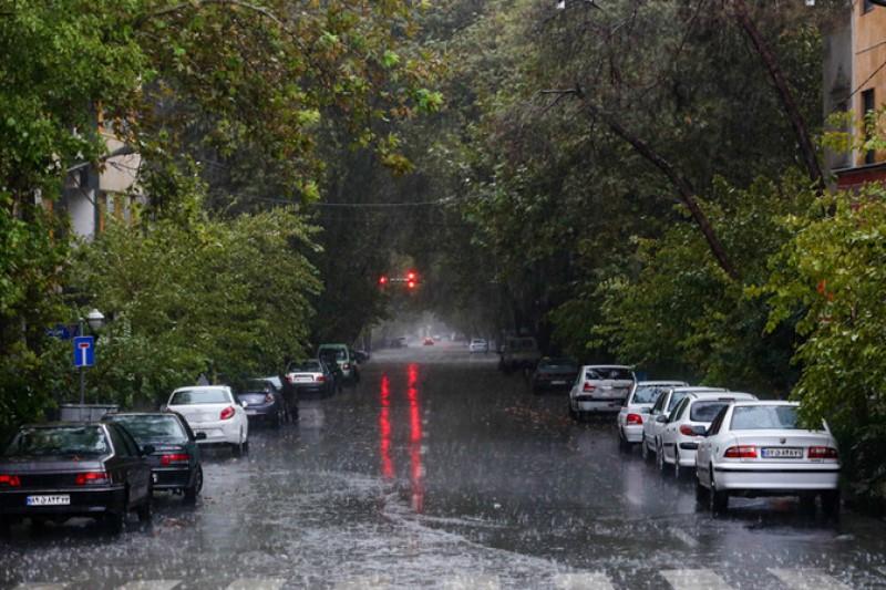 آخرین وضع آب و هوای کشور در بیست و دوم اردیبهشت