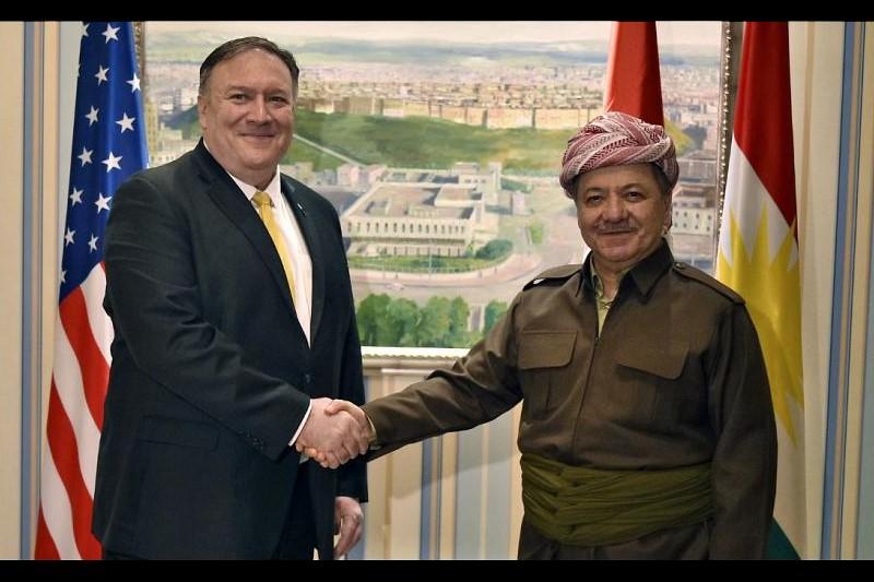 کردهای عراق در دوراهی انتخاب میان تهران و واشنگتن