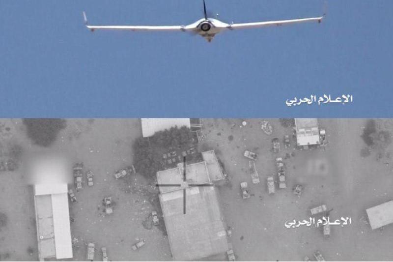 عملیات گسترده نیروهای یمن علیه تاسیسات حیاتی و مهم عربستان سعودی
