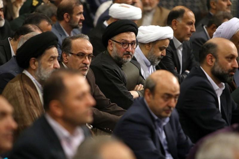 واکنش ابطحی  به دیدار شب گذشته با مقام معظم رهبری+تصویر