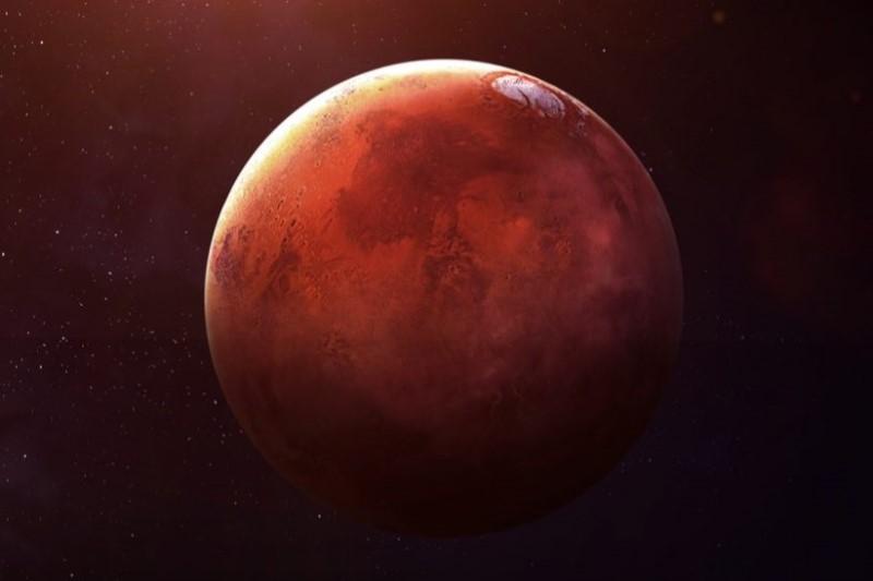 چرا مریخ خشک است؟