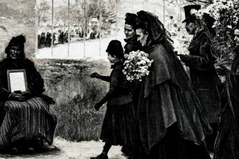 دلیل سیاه پوشیدن در هنگام مرگ اطرافیان چیست؟