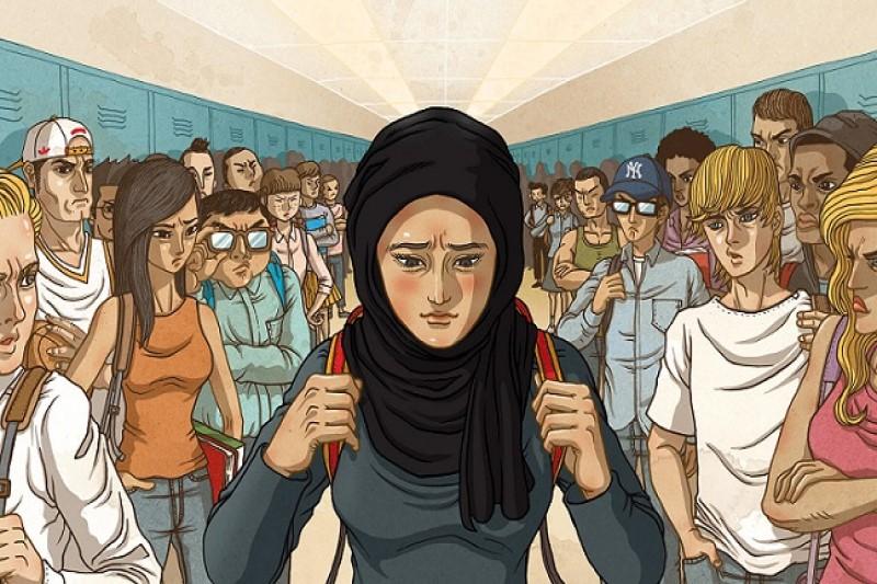نگاه مجرمانه و تروریستی به زنان مسلمان در دانشگاههای غربی