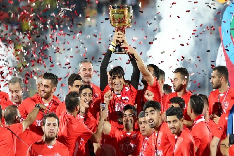 پرسپولیس در هجدهمین دوره رقابتهای لیگ برتر فوتبال چه رکوردهایی را  شکست؟