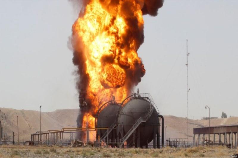 بررسی اهمیت ویژه حمله نظامی یمن به تاسیسات نفتی عربستان