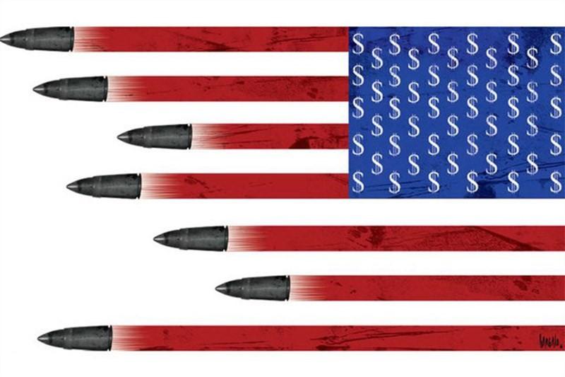 آمریکا مسئول حقوق بشر، مبارزه با تروریسم و قدرتطلبی در جهان نیست