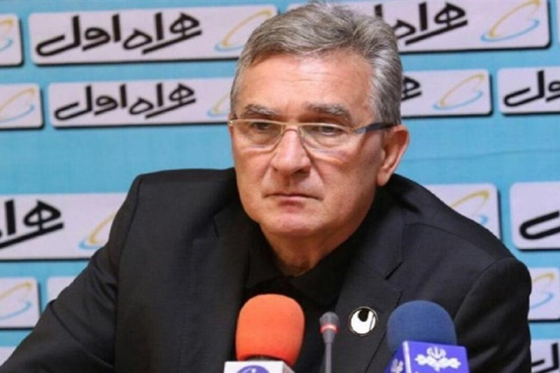 اظهارات سرمربی پرسپولیس درباره انتخاب ویلموتس به عنوان سرمربی تیم ملی ایران