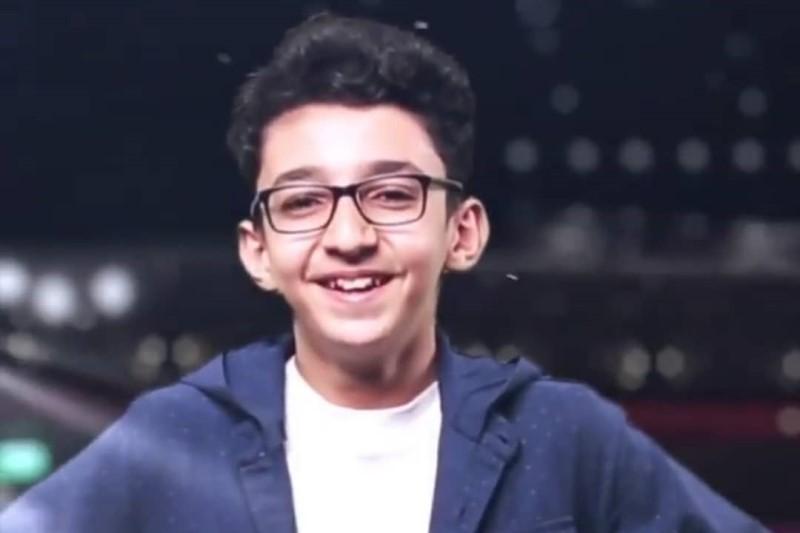 سورپرایز خواننده نوجوان عصر جدید در پشت صحنه +فیلم