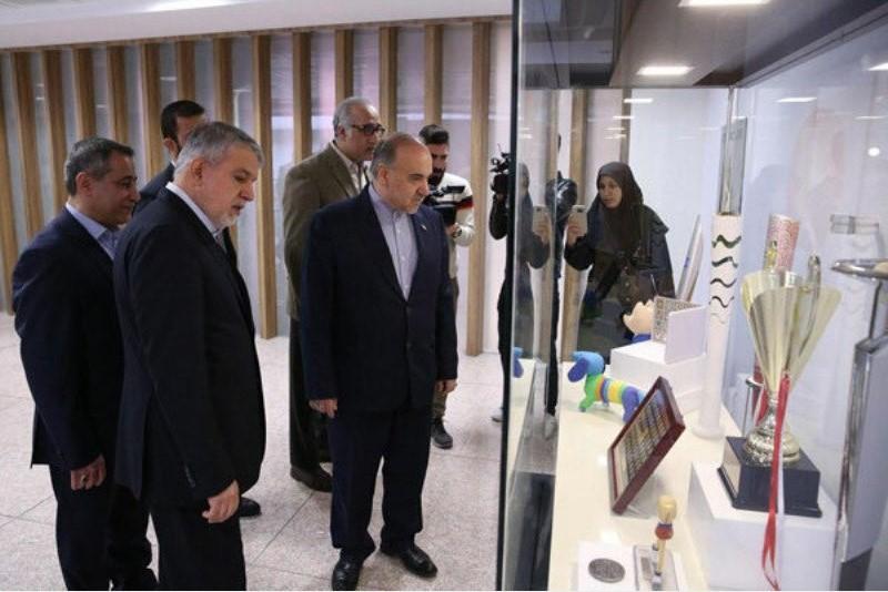 افتتاح موزه ورزش با حضور معاون اول رئیس جمهور
