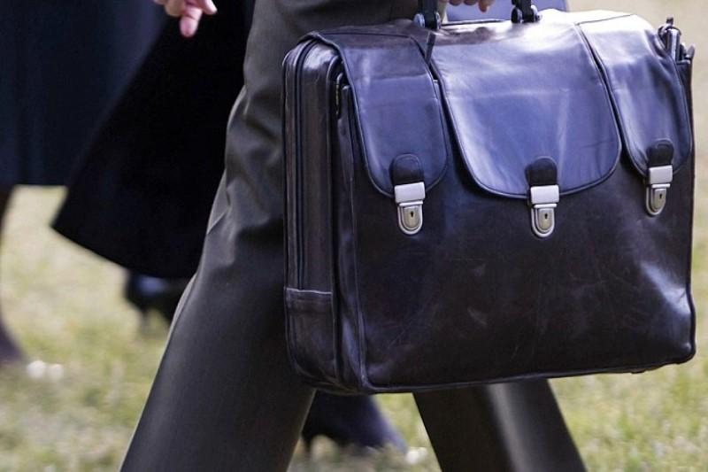 «چمدان اتمی» خطرناکترین کیف!+تصویر