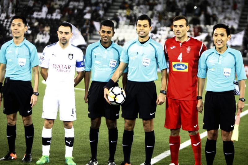 پیش بازی پرسپولیس ایران  و السد قطر