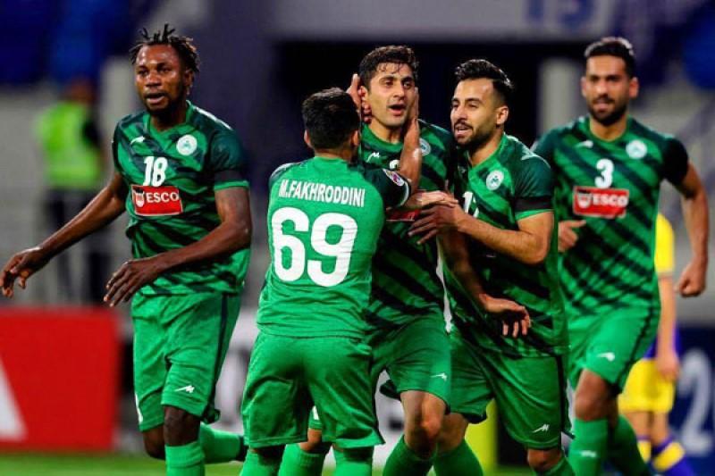 پیش بازی دیدار ذوب آهن ایران و النصر عربستان