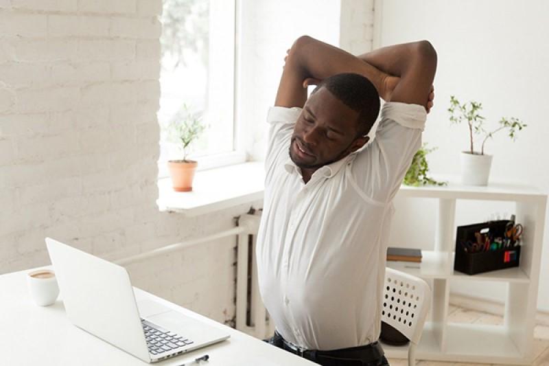 چگونه خستگی پس از یک روز کاری را برطرف کنیم؟