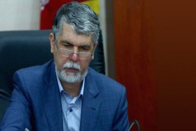واکنش وزیر ارشاد درباره نگرانی رهبر انقلاب برای زبان فارسی