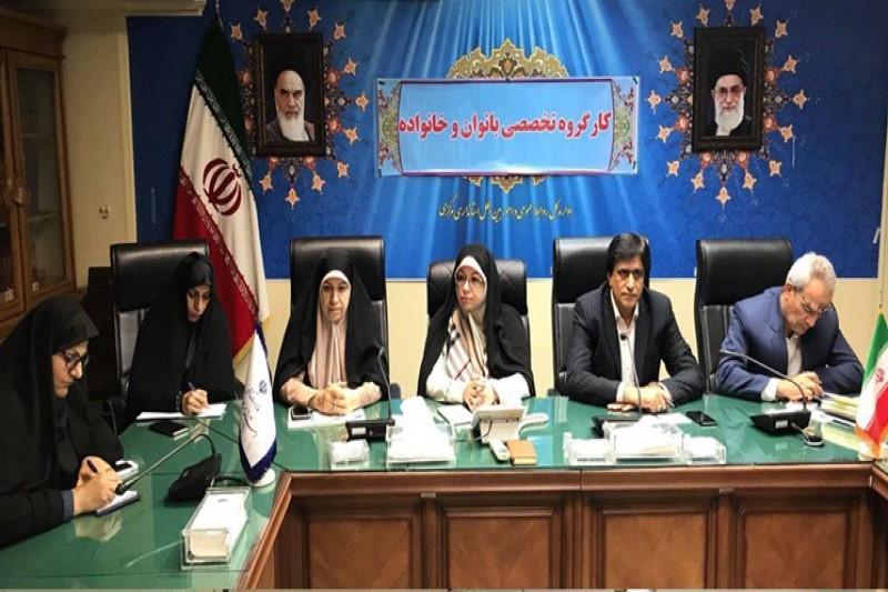 بهتر است سیاست گذاری و اجرای برنامههای حوزه بانوان در استانها  برگزار شود