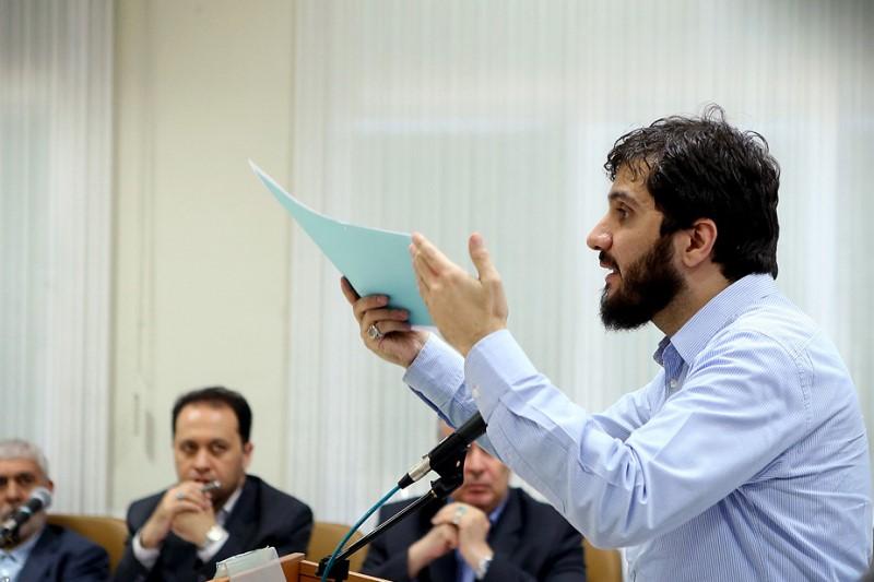 داماد آقای وزیر در جلسه امروز دادگاه از خود دفاع کرد