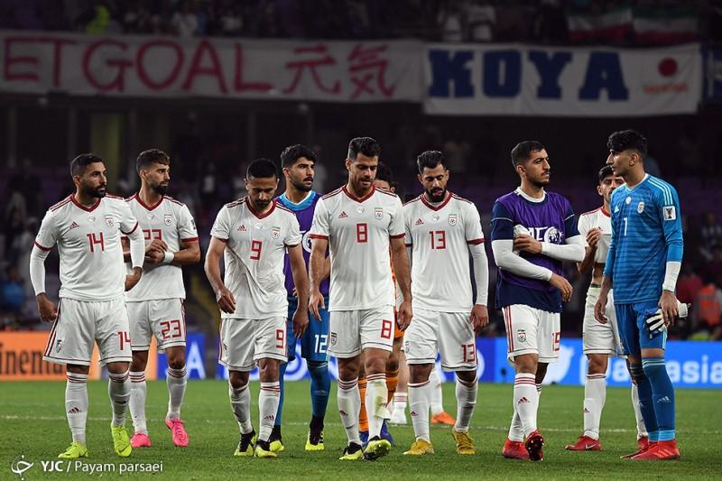 دلیل حذف ایران از جام ملتهای آسیا مشخص شد+فیلم