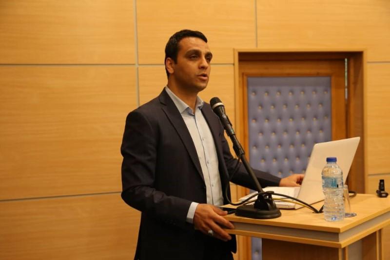 فتاحی: امیدواریم اولین ورزشگاه الکترونیکی کشورمان ورزشگاه امام رضا (ع) باشد
