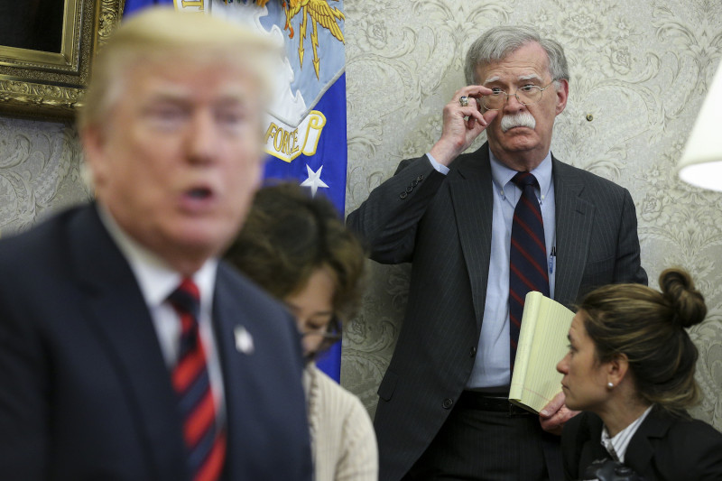 ترامپ نخستین بار متوجه اشتباه بزرگ خود در برکنار کردن ژنرال مک مستر شده است
