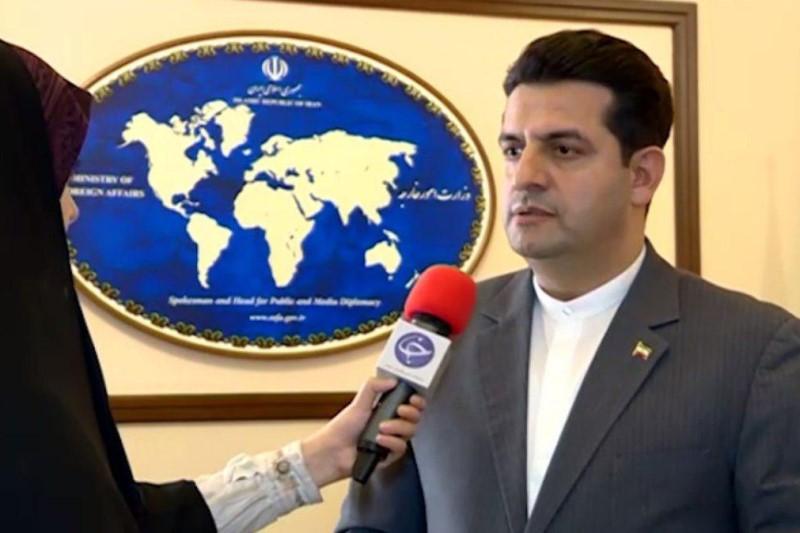 ایران راه روشن خودش را براساس منافع و امنیت ملی خودش مشخص میکند