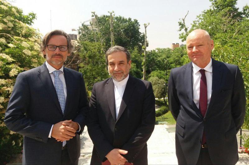 پلوتنر: مذاکره سیاسی در اوضاع کنونی «اهمیت فوق العاده ای» دارد