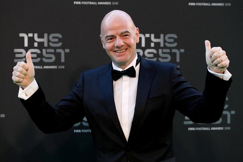پیام تبریک رئیس فیفا به پرسپولیس