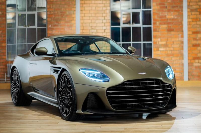 اتومبیل جدید جیمز باند رونمایی شد+تصاویر