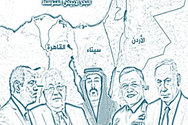 چوب حراج بر سرزمین فلسطین با طرح « معامله قرن»