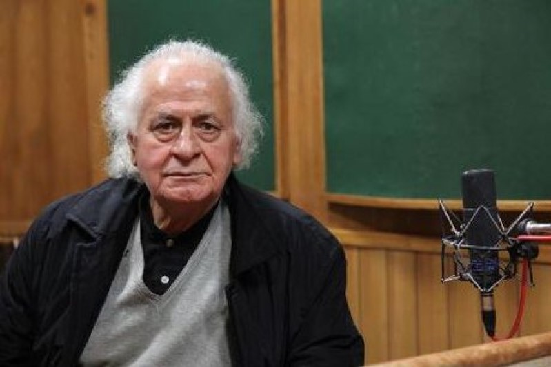 پرویز بهرام بازیگر تئاتر، مدیر دوبلاژ و صداپیشه ایرانی+فیلم