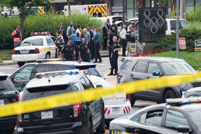 ۵ نفر در پی تیراندازی در پایتخت آمریکا زخمی شدند