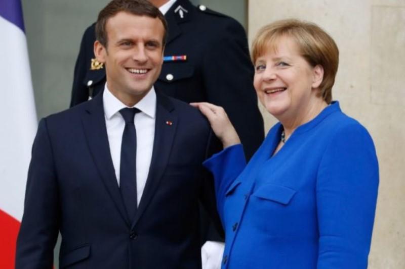 اختلاف مرکل و مکرون بر سر رئیس آینده کمیسیون اروپا