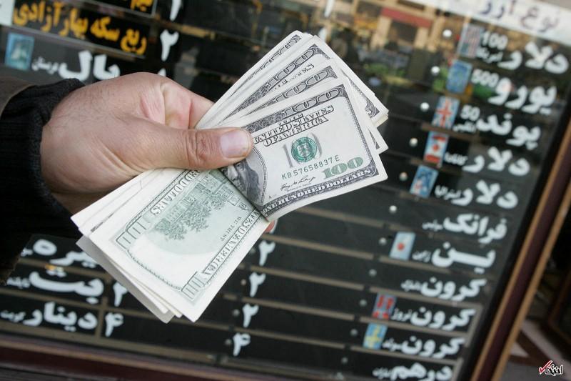 بهای قیمت دلار در بازار  بدون تغییر، ثابت ماند