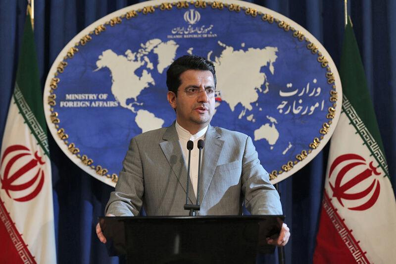 واکنش سخنگوی وزارت امور خارجه  کشورمان به اظهارات رئیسجمهور فرانسه