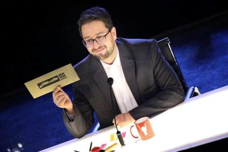 واکنش سیدبشیر حسینی به  شوخی با داوران «عصر جدید»+تصویر