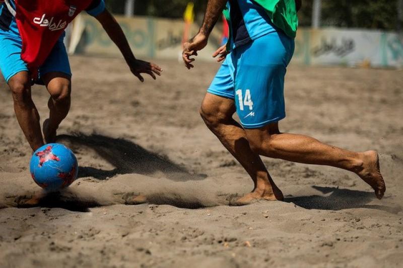 رنکینگ فوتبال ساحلی