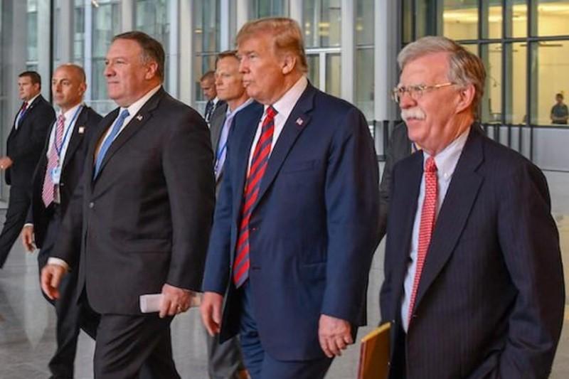 پرده آخر دسیسه های آمریکا علیه ایران